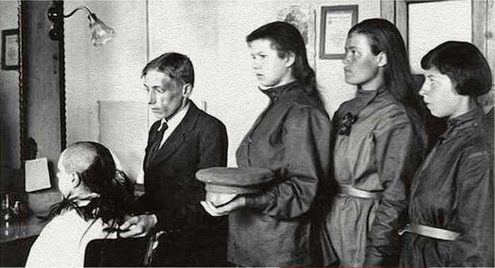 Рождённая свободной Мария Бочкарева