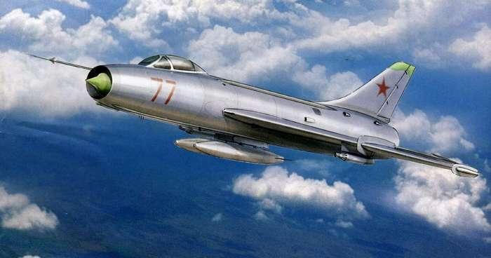 Су-7Б - Великолепная семерка