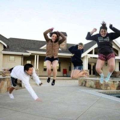 Забавные снимки, испорченные сторонними людьми