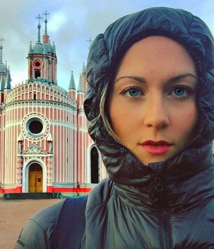 Девушка потратила почти 200 000 долларов, что бы посетить все страны мира