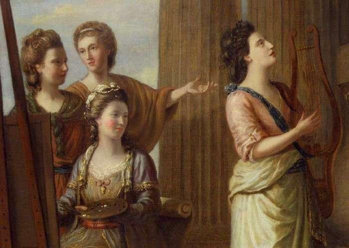 Кто такие синие чулки, или Как девушки нелегкого поведения отстаивали свое право на интеллектуальное развитие