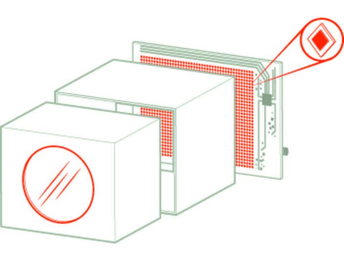 Цифровая камера, которой не требуется источник питания