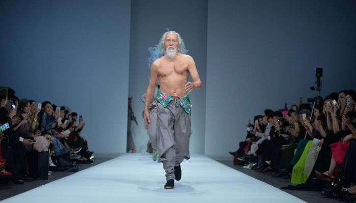 80-летний дедушка стал моделью, доказав, что возраст — это просто цифра