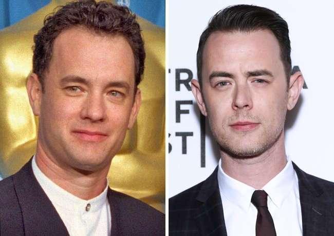 Точная копия: в каком возрасте знаменитые отцы выглядели как их сыновья сейчас