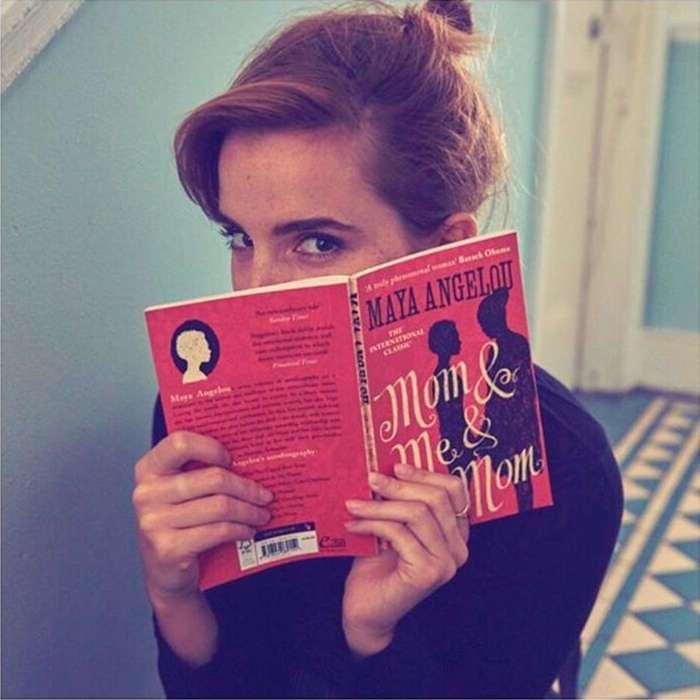 Чем живет подросшая Гермиона: съемки в фильме «Красавица и чудовище» и книжный марафон в лондонском метро