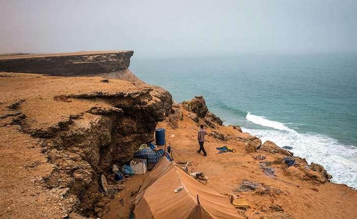 Как Сахара поглощает всю Африку