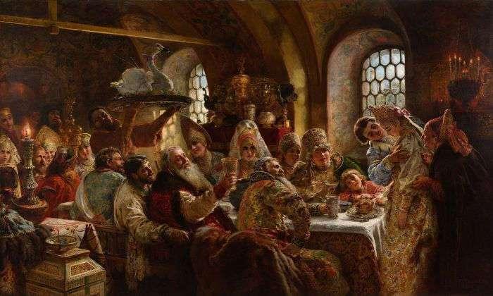 Брачные традиции на Руси : как пройти кастинг и выйти замуж за царя
