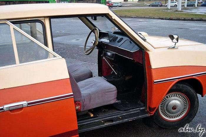 Как белорус воплотил свою автомобильную