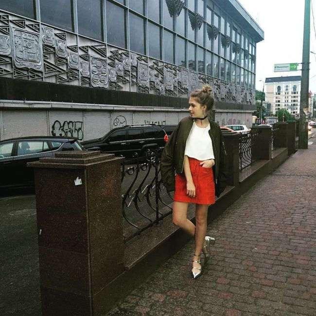 15-летняя дочь Веры Брежневой снялась для глянца