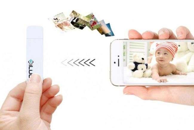 Беспроводная флешка для iPhone уже в продаже
