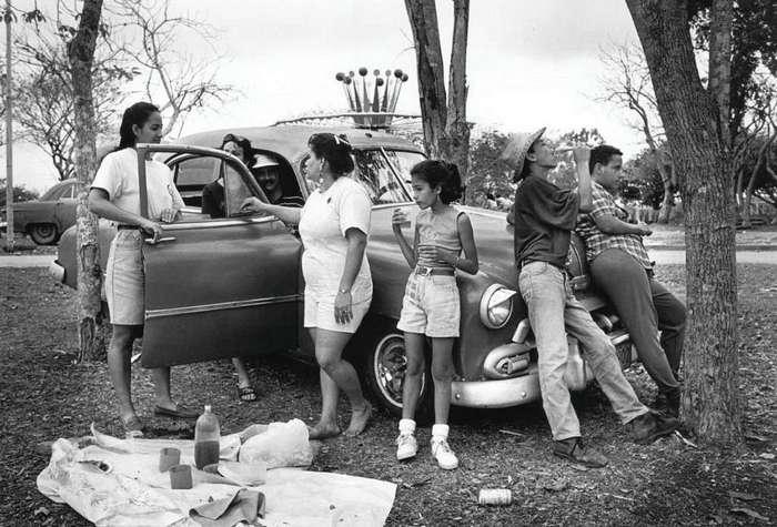 Гавана в промежутках: Жизнь кубинской столицы в середине 90-х