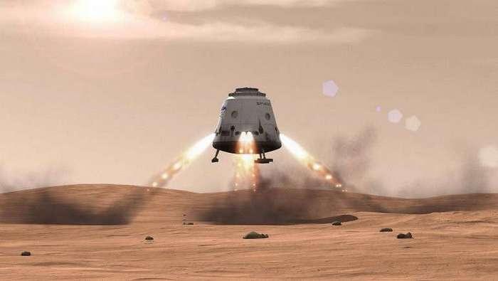 Жизнь на Марсе: Миссия SpaceX Илона Маска