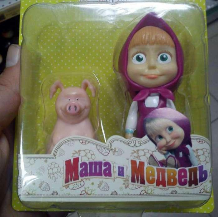 Странные детские игрушки