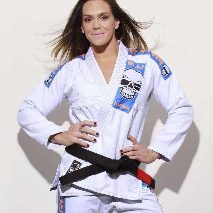 Габриэль Гарсия - необычная девушка-боец