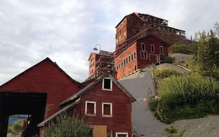 Город-призрак на Аляске