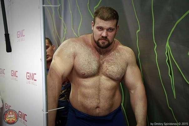 Сильнейшие пауэрлифтеры России