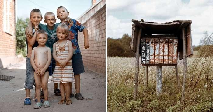 Жизнь исчезающих деревень Литвы