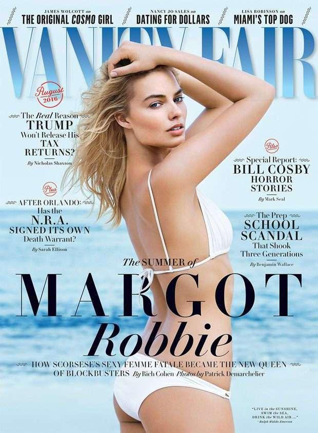 Марго Робби в Vanity Fair