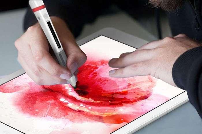 Scribble — 16 миллионов цветов внутри одной ручки