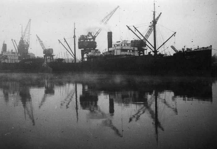 Захват парохода «Селенга»
