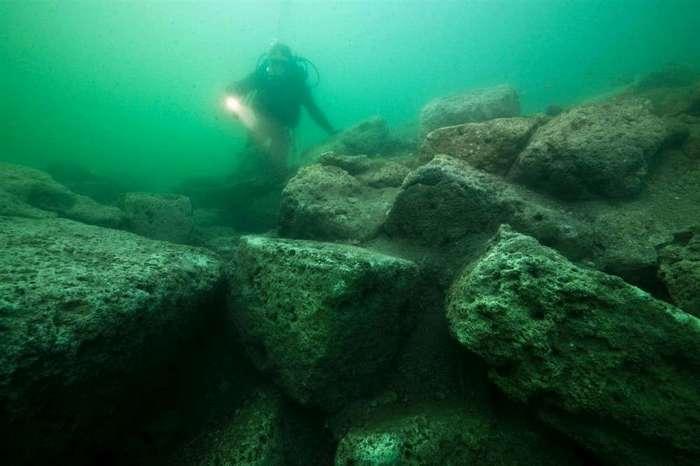 Тайна озера Топлиц