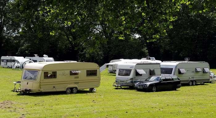 Цыгане едут на каникулы в Лондон