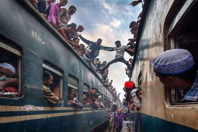 Лучшие работы на фотоконкурс National Geographic Traveler 2016
