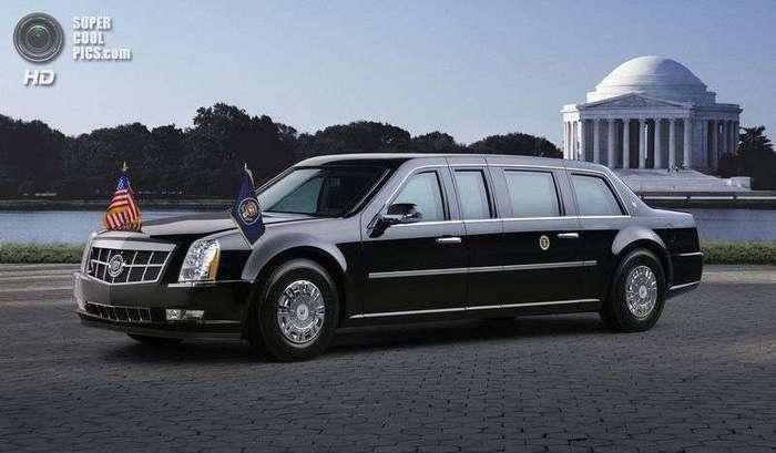 Cadillac One «Зверь»