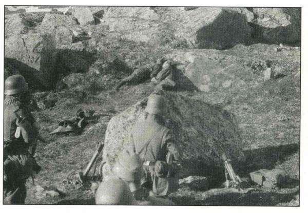 Фото казни: символ мужества