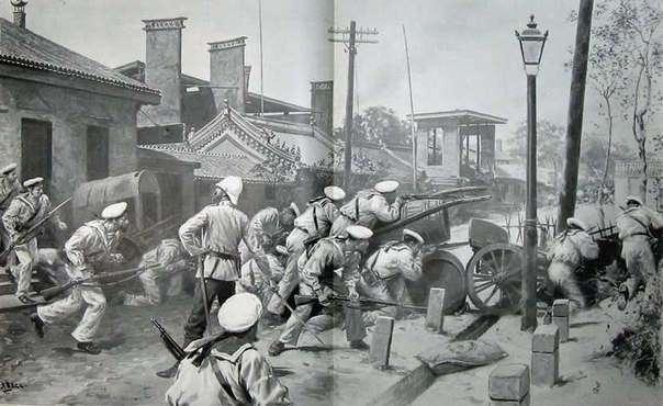 Как русские брали Пекин