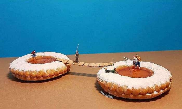 Аппетитные истории итальянского кондитера