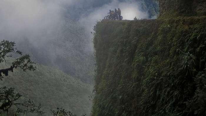 10 самых опасных мест на карте, от посещения которых стоит воздержаться