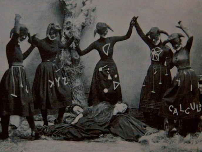 18 фото из прошлого, от которых у вас пробежит холодок по спине