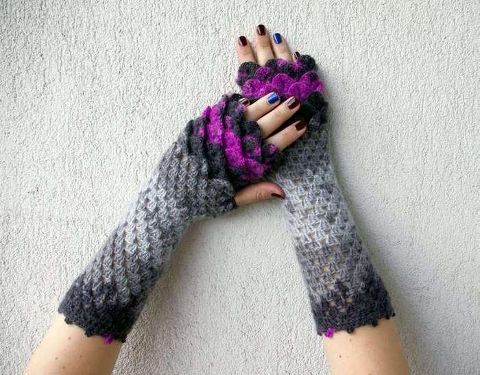 Готовимся к зиме: удивительные перчатки