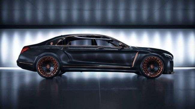 Mercedes-Maybach S600 за 1,5 млн $ от Scaldarsi Motors