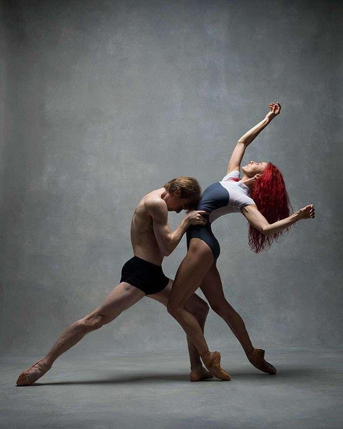 Застывший полет: невероятные фотографии артистов балета в танце