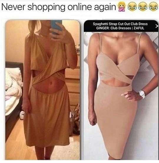 24 девушки, которые неудачно выбрали платья