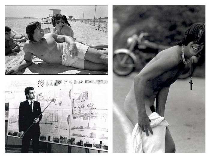 Очень интересные исторические фото извесных людей