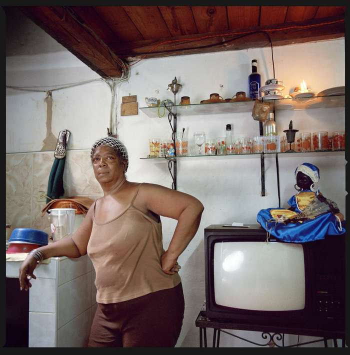 Быт кубинских многоэтажек в фотопроекте «Vivir Con»