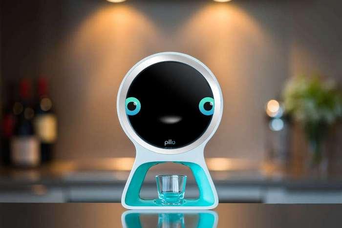 Семейный робот-аптекарь
