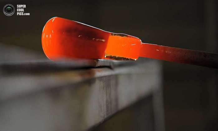 Искусство выдувания стекла Тима Макфаддена