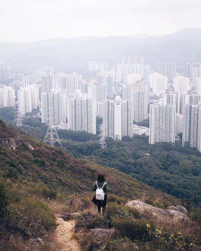 Интересные городские пейзажи