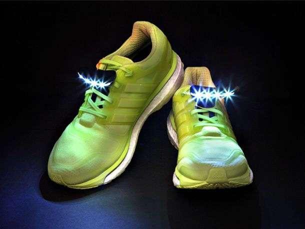 Светодиодные фонарики для обуви
