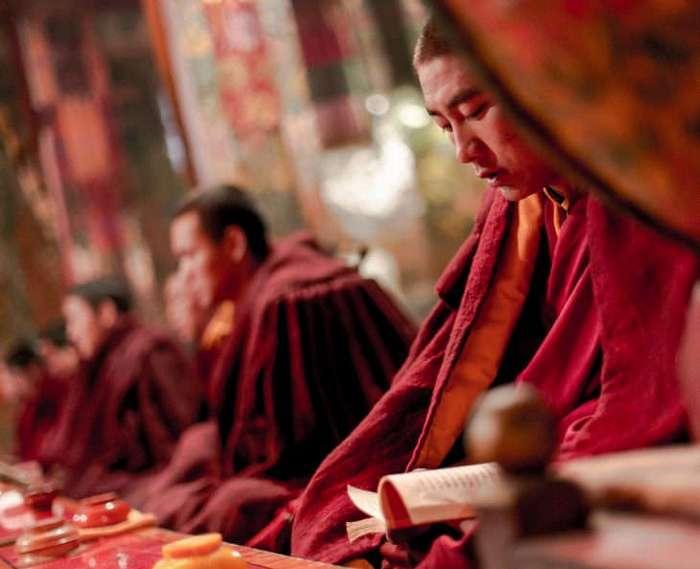 Тибетский персональный тест. Вы будете удивлены результатом!