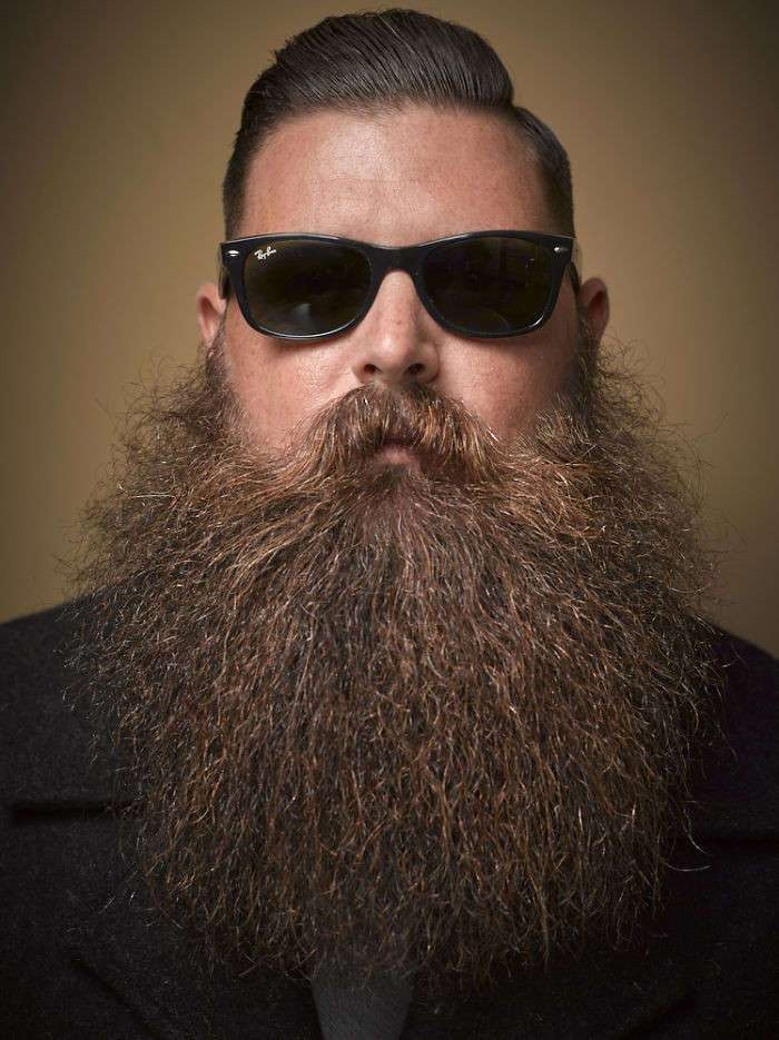 40 фантастически крутых фотографий мужской бороды и усов
