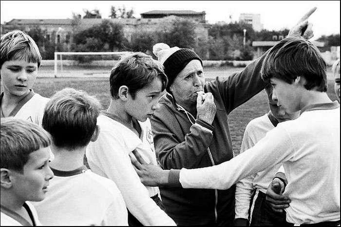 Щемящие сердце советские фотографии Владимира Ролова