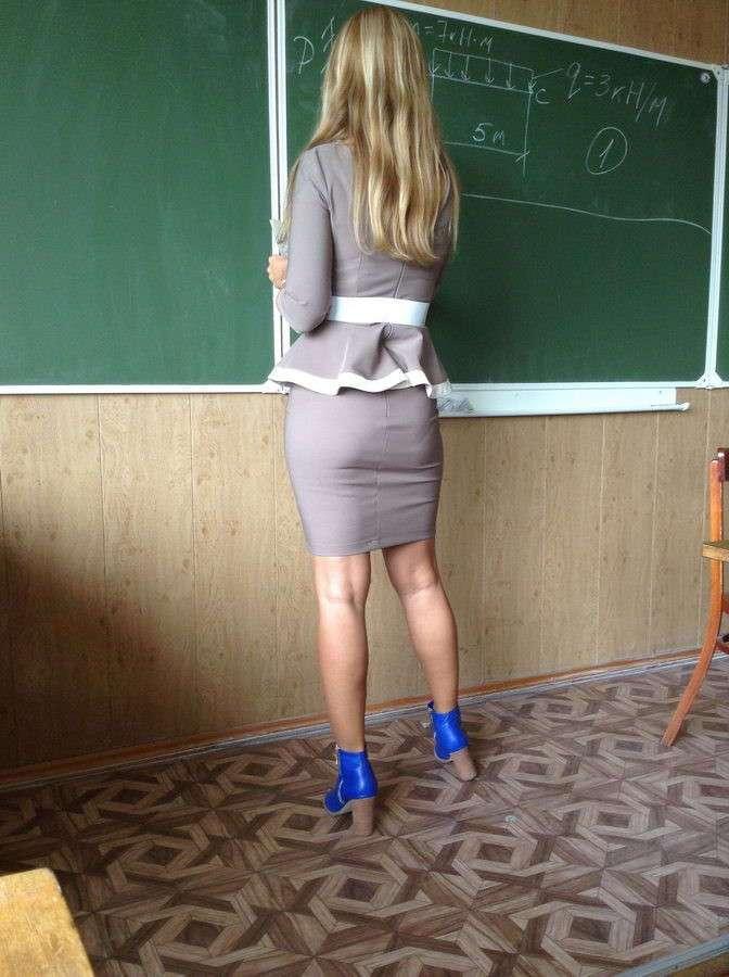 Таких учителей любят все