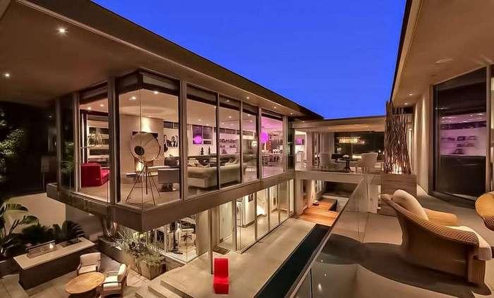 Дома, в которых живут знаменитости