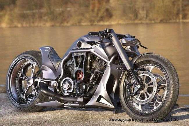 Harley Davidson V-Rod GP-1