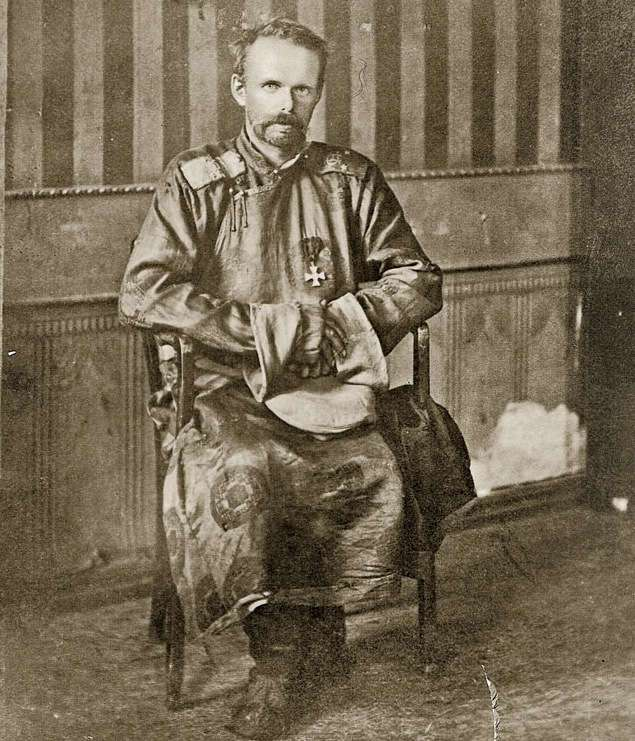 Барон Унгерн: царский офицер, который стал богом